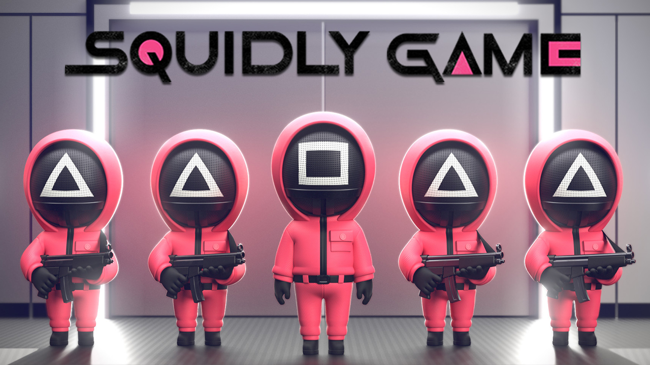 Squidly Game